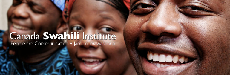 Canada Swahili Institute
